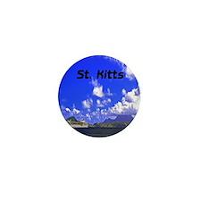 St. Kitts11x11 Mini Button