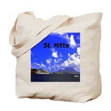 St. Kitts11x11 Tote Bag