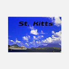 St. Kitts42x28 Rectangle Magnet
