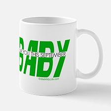 New Baby- September Mug