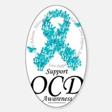 OCD-Ribbon-Of-Butterflies Decal