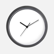 lifeguard water dark Wall Clock
