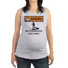 BUST A MOVE Maternity Tank Top
