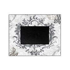 Vintage french shabby chic crown Picture Frame