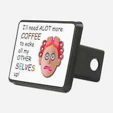 Coffee_Schizo_Female Hitch Cover