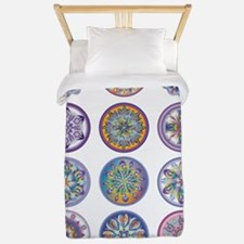 ORIGINAN AFR ART WORK-2 Twin Duvet