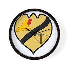 173rd AHC Robinhoods Wall Clock