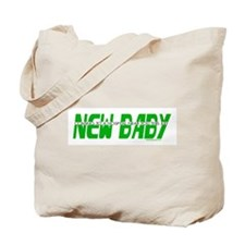 New Baby- July Tote Bag