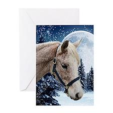 WinteriPadLegacy Greeting Card