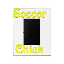 Soccer Chick Picture Frame