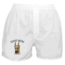 Brindle Dane Mom Boxer Shorts