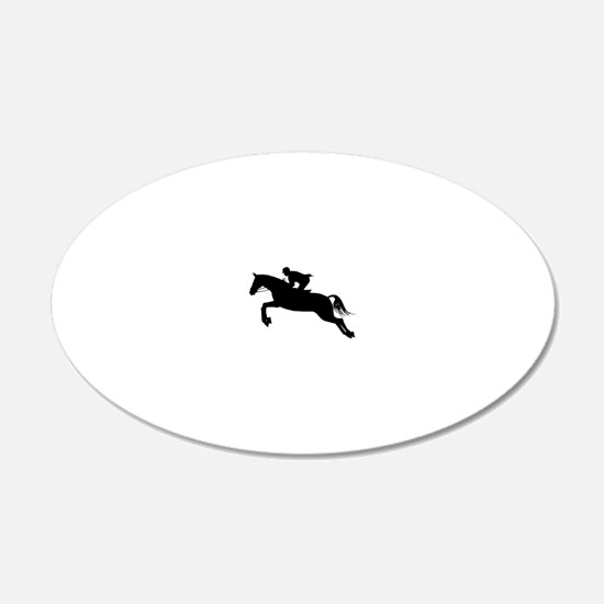 HorseJumper.eps Wall Decal