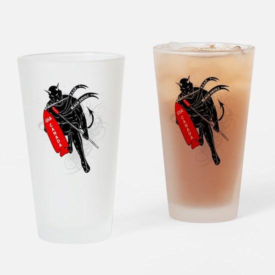 Logos Drinking Glass