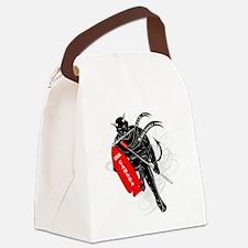 Logos Canvas Lunch Bag