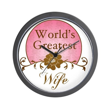 Sunrise_Wife Wall Clock