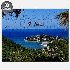 St Lucia 20x16 Puzzle