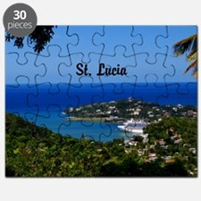 St Lucia 42x28 Puzzle
