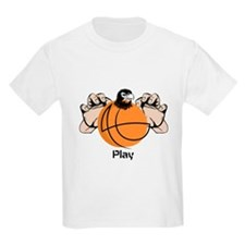 Basket Ball Eagle Eye T-Shirt