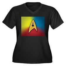 ALL_TOS_Command Plus Size T-Shirt