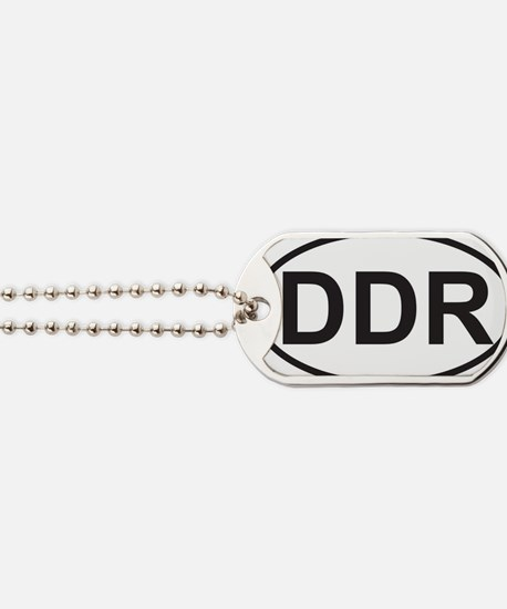 DDR Dog Tags