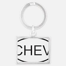 chev Landscape Keychain