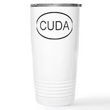 cuda Travel Mug