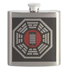 441 Dharma Phone Flask