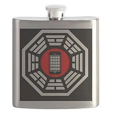 443 Dharma Phone Flask