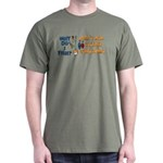 Why Do I Fish? Dark T-Shirt