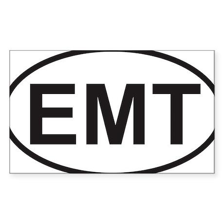 emt Sticker (Rectangle)