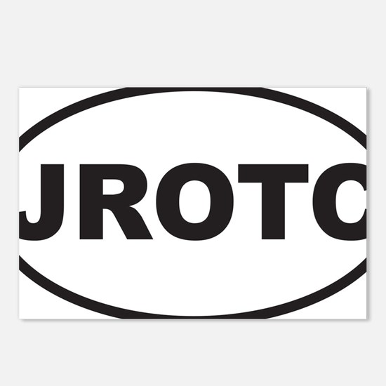 JROTC Postcards (Package of 8)