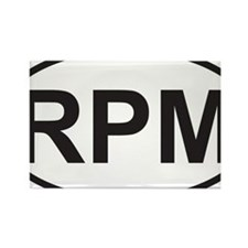 rpm Rectangle Magnet