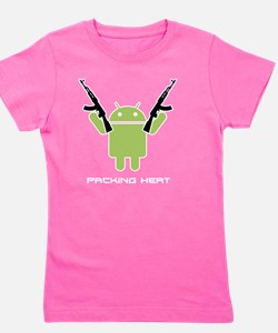 android_packing Girl's Tee