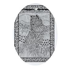 Puma Oval Ornament