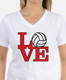LoveVB-red Shirt
