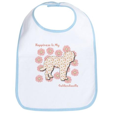 Goldendoodle Happiness Bib
