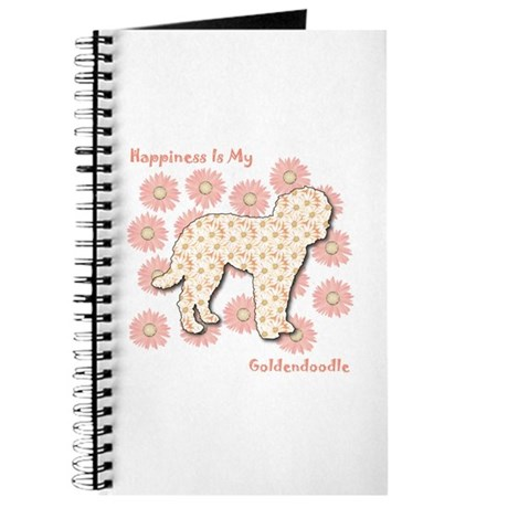 Goldendoodle Happiness Journal