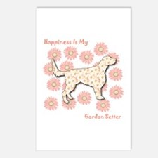 Gordon Happiness Postcards (Package of 8)