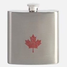 Canada Hockey -dk Flask