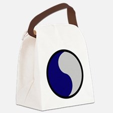 29th Infantry Division Canvas Lunch Bag