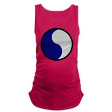 29th Infantry Division Maternity Tank Top