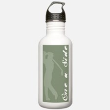 OneaSide-iPhone3g Water Bottle