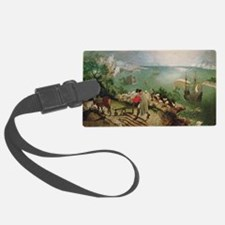 Landscape with the Fall of Icaru Luggage Tag