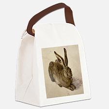 Hare by Albrecht Durer Canvas Lunch Bag