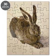 Hare by Albrecht Durer Puzzle