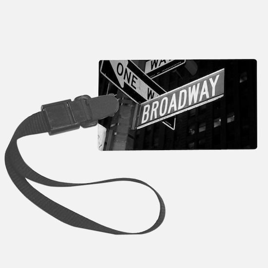 broadway4 Luggage Tag