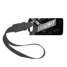 broadway4 Luggage Tag