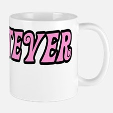 Whatever Black Mug