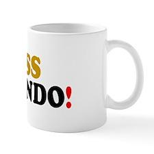 PISSAMUNDO! Mugs