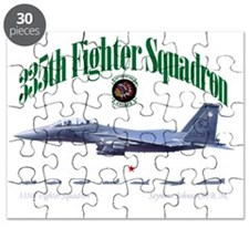 EagleStrike black Puzzle